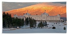 Mt. Washinton Hotel Beach Towel