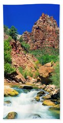 Mt.moroni / Virgin River Beach Sheet
