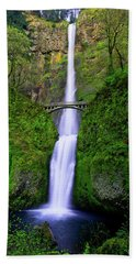 Multnomah Dream Beach Towel