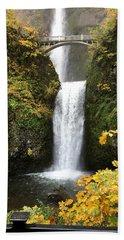 Multnomah Falls Beach Sheet