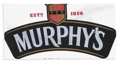 Murphys Irish Stout Beach Towel