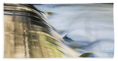 Beach Towel featuring the photograph Murrumbidgee River by Angela DeFrias