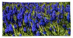 Muscari Beach Towel