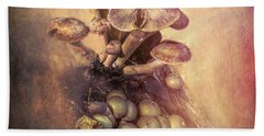 Mushrooms Gone Wild Beach Towel