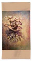 Mushrooms Gone Wild Beach Towel