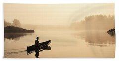 Muskoka Morning Beach Sheet