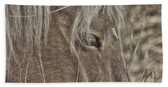 Mustango Beach Towel