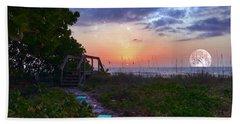 My Atlantic Dream Beach Sheet