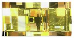 My Cubed Mind - Frame 019 Beach Towel