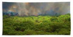 Myakka River Burn Beach Sheet