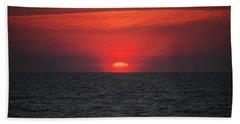 Myrtle Beach Sunrise 1 Beach Towel