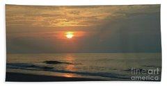 Myrtle Beach Sunrise Beach Towel