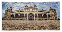 Mysore Palace Beach Sheet