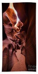 Mystic Antelope Canyon Beach Towel