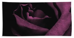 Mystic Love Beach Towel by The Art Of Marilyn Ridoutt-Greene