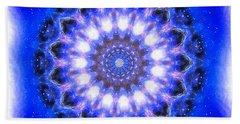 Mystic Mandala Beach Towel