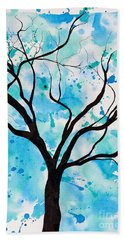 Mystic Tree Beach Towel
