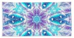 Beach Towel featuring the digital art Mystic Universe 1 Kk2 by Derek Gedney