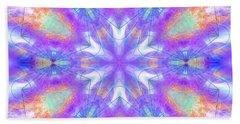 Beach Towel featuring the digital art Mystic Universe 10 Kk2 by Derek Gedney