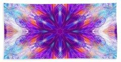 Beach Towel featuring the digital art Mystic Universe 2 Kk2 by Derek Gedney