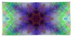 Beach Towel featuring the digital art Mystic Universe 4 Kk2 by Derek Gedney