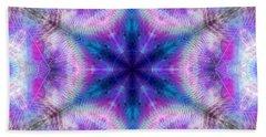 Beach Towel featuring the digital art Mystic Universe 5 Kk2 by Derek Gedney
