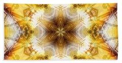 Beach Towel featuring the digital art Mystic Universe 7 Kk2 by Derek Gedney