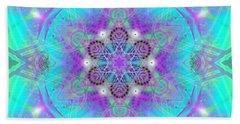 Beach Towel featuring the digital art Mystic Universe 8 Kk2 by Derek Gedney
