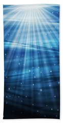 Mystic Waters Beach Sheet