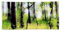 Mystic Woods Beach Sheet
