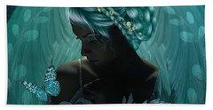 Mystical Beauty Beach Towel