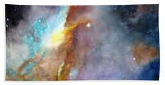 N11b Large Magellanic Cloud Beach Towel