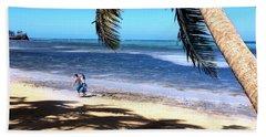 Nacula Island Fiji Beach Towel