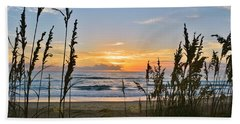 Nags Head August 5 2016  Beach Towel