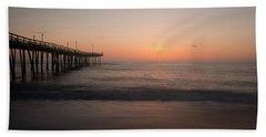 Nags Head Sunrise Beach Towel