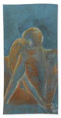 Naked Soul Beach Towel