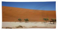 Namibia Sossusvlei 1 Beach Towel