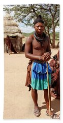 Namibia Tribe 3 - Chief Beach Sheet