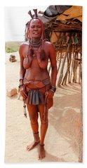 Namibia Tribe 7 Beach Towel