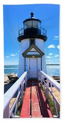 Nantucket Lighthouse - Y3 Beach Towel