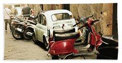 Napoli Parking Beach Sheet