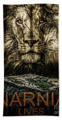 Beach Towel featuring the photograph Narnia Lives by Michael Arend