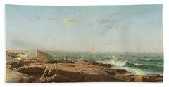 Narragansett Bay Beach Towel