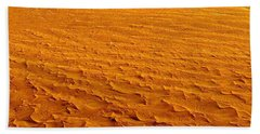 Nasa Image-namib-naukluft National Park-3  Beach Towel