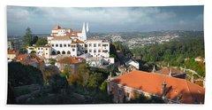 Sintra National Palace Beach Towel