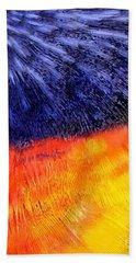Natural Painter Beach Towel