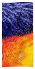 Natural Painter Beach Towel