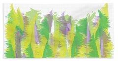 Nature - Abstract Beach Sheet