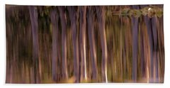 Nature Reflections Beach Towel