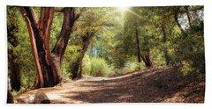 Nature Trail Beach Sheet